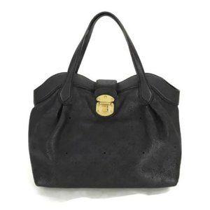 💯 AUTH Louis Vuitton Cirrus PM Mahina Leather Bag